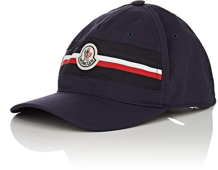Moncler Men's Logo Cotton Baseball Cap