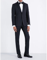 Armani Collezioni Slim-fit Single-breasted Wool Suit
