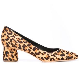 Loeffler Randall Ina leopard loafers