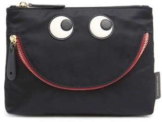 Anya Hindmarch Happy Eyes Clutch Bag