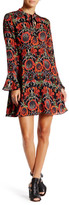 Romeo & Juliet Couture Floral Bell Printed Dress