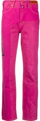 Heron Preston x Levi's slim jeans