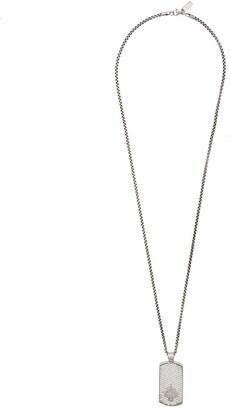 Nialaya Jewelry Dog Tag Necklace