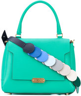 Anya Hindmarch contrast strap tote - women - Leather - One Size