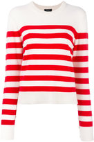 Rag & Bone cashmere striped jumper - women - Cashmere - S