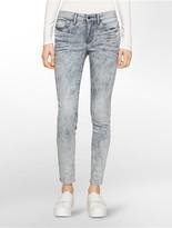 Calvin Klein Grey Fog Faded Leggings