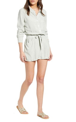 Rails Kennedy Long Sleeve Romper