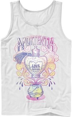 Men's Harry Potter Amortentia Love Potion Tank Top