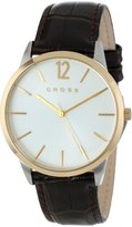 Cross Men's CR8015-05 Franklin Classic Quality Timepiece Watch