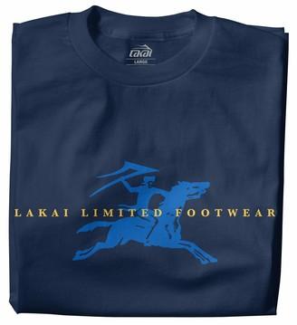 Lakai Unisex-Adult's Gallop TEE NavySize M