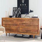 west elm Alexa Reclaimed Wood 7-Drawer Dresser