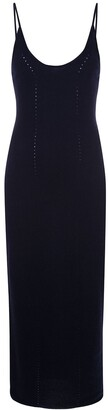 Kiki de Montparnasse Cashmere Knit Tank Dress