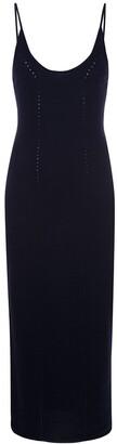 Kiki de Montparnasse cashmere knit tank dress