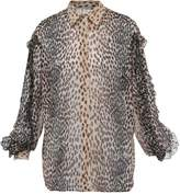 Marco De Vincenzo Silk Shirt