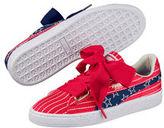Puma Basket Heart 4th Of July Women's Sneakers