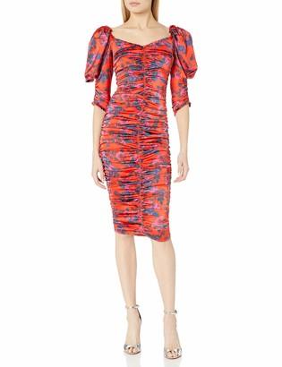 For Love & Lemons Women's Monet Midi Dress