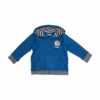 Salt&Pepper Salt and Pepper Baby_Boy's Jacket Held Badge Kapuze Cardigan Sweater