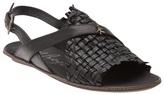 Henry Beguelin Woven flat sandal
