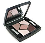 Christian Dior 5 Color Designer All in One Artistry Palette for Women, No. 508 Nude Pink Design, 0.15 Ounce