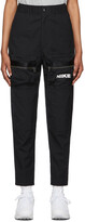 Thumbnail for your product : Nike Black Sportswear City Made Lounge Pants