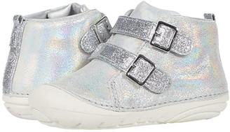 Stride Rite SM Vera (Infant/Toddler) (Black) Girls Shoes