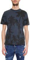 Golden Goose Deluxe Brand Palm Print T-shirt