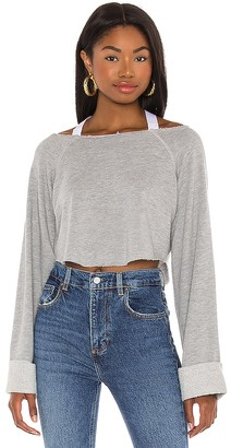 Lovers + Friends Scoop Neck Pullover