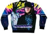 Chalk Line Retro Undertaker WWE Legends Fanimation Chalkline Jacket-L
