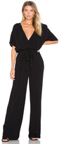 LAmade Christy Belted Jumpsuit