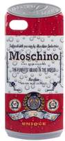 Moschino Budweiser iPhone 5/5S Case