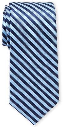 Nautica Blue Huma Stripe Tie