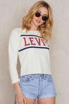 Levi's Raw Graphic Sweatshirt