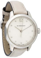 Burberry Swiss Diamond Accent Watch
