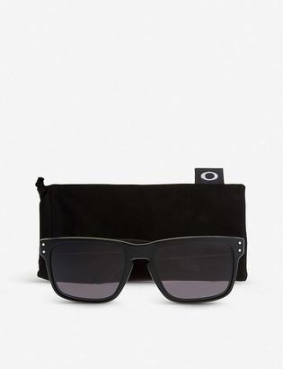 Oakley Holbrook oo9102-01 square-frame sunglasses