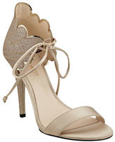 Nine West Carly Scalloped Dress Sandals