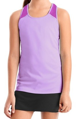 Hanes Sport Performance Racerback Tank (Little Girls and Big Girls)
