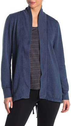 Z By Zella Cabo Washed Cardigan