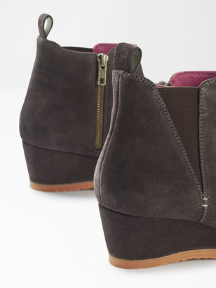 White Stuff Issy Wedge Ankle Boot