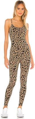 LnA Leopard Onesie