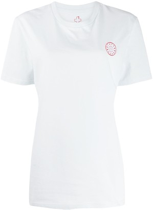 A.F.Vandevorst logo patch T-shirt