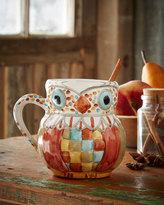 Mackenzie Childs MacKenzie-Childs Owl Mug