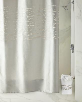 Michael Aram Willow Shower Curtain