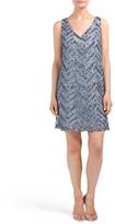 Juniors Mayfair Sequin Dress