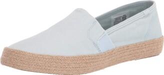 Keds Women's Clipper Washed Twill/Jute Shoe