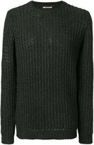 Nuur ribbed knit jumper
