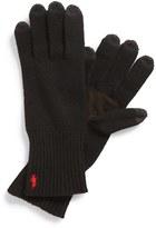 Polo Ralph Lauren Men's Merino Wool Tech Gloves
