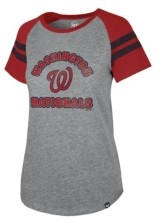 '47 Washington Nationals Women's Fly Out Raglan T-shirt