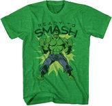 JCPenney Novelty T-Shirts Marvel Hulk Smash Graphic Tee