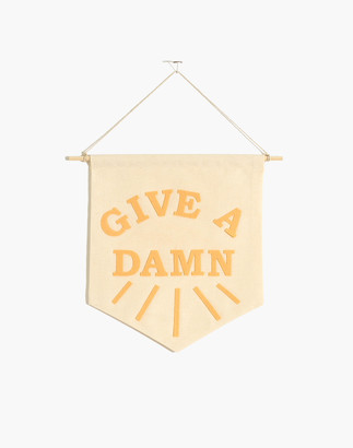 Madewell grl & co. Give A Damn Banner