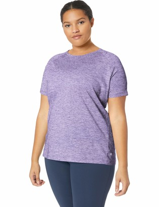 Core Products Amazon Brand - Core 10 Standard Women's Fitted Run Tee